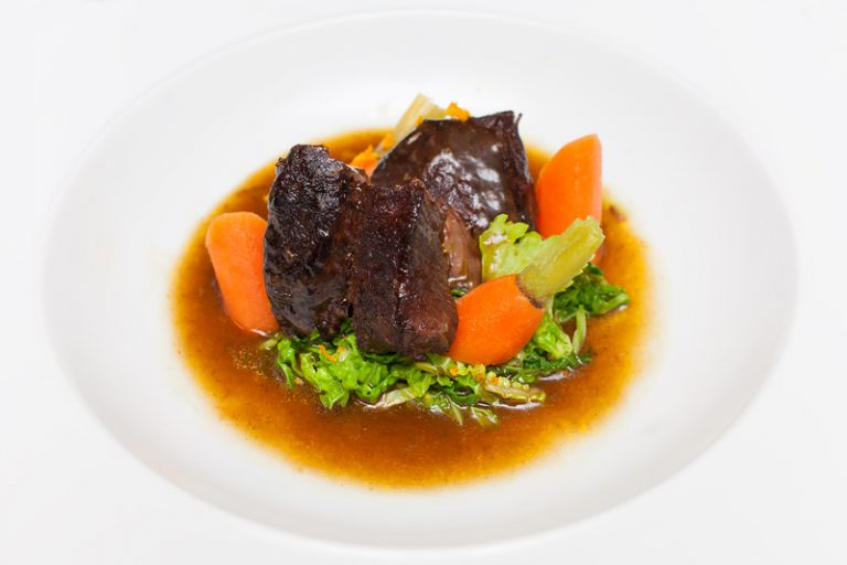 Sous Vide Ox Cheek
